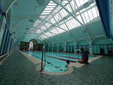 Coaching Swimming Courses